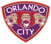 Orlando City SC logo (2010-2012)