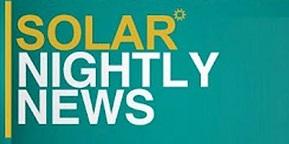 Solar Network News Titlecard