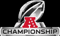 NFL AFC Championship logo