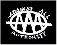 Against all authority logo