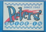 Peters sign