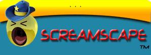 Screamscape texas logo