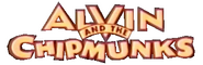 Alvin and the Chipmunks logo 1992