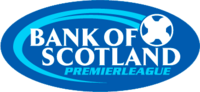 Bank of Scotland Premier League logo