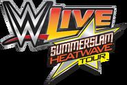 SummerSlam Heatwave Tour 2017 Updated