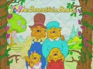Berenstain Bears 2002 2004 Logo