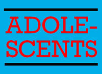The Adolescents logo