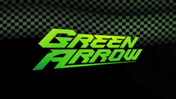 DCS Green Arrow title