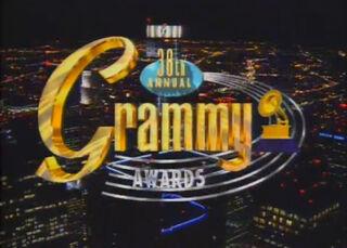 Grammys 38th