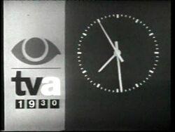 TV Avisen intro 1969
