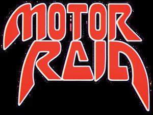 Motor raid logo by ringostarr39-d7n3krr