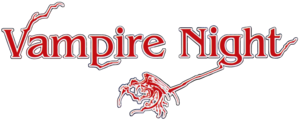 Vampire night logo by ringostarr39-d84hvix
