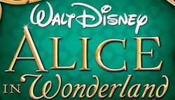 Disneys Alice in Wonderland 2010 large