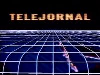 Telejornal RTP 1986