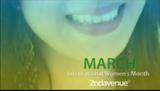 Women Month 2nd Avenue 2011 1st Version