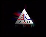 AK Video DVD Logo
