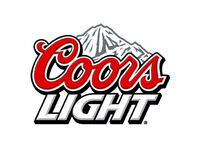 Coors Light Logo trp