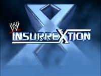 2151 - insurrextion logo wwe