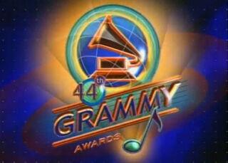 Grammys 44th