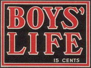 Boys' Life 1940