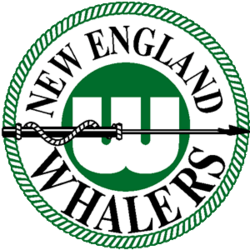 New England Whalers logo