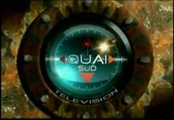 Quai Sud Television Logo 2