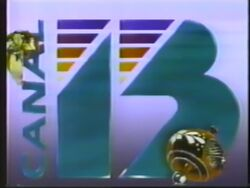 Imevision Canal 13 1991