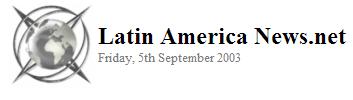 Latin America News.Net 2003