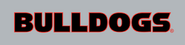 8602 georgia bulldogs-wordmark-2013