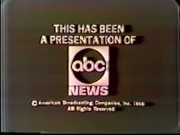 ABC News Productions 1968