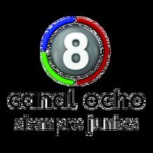 Canal-Ocho-Mar-Del-Plata-Slogan-Siempre-juntos-logo