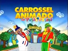 Carrossel animado 2013