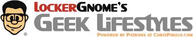 LockerGnome Geek Lifestyles 2014 logo