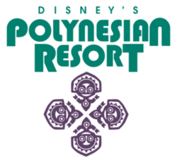 Polynesian Resort Logo Clr