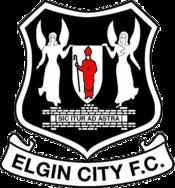 Elgin City FC logo