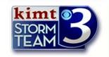 KIMT weather logo 2007