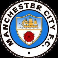 Manchester City FC logo (1972-1976, 1981-1997)