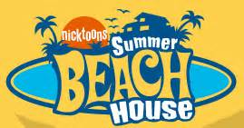 Nicktoons Summer Beach House