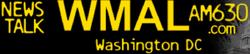 WMAL Washington 2000