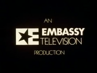 Embassy Television The Facts of Life 1982