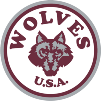Los Angeles Wolves logo