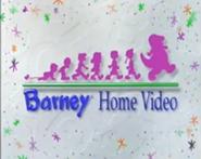 Barney home video 1
