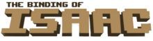 The binding of isaac logo by epixdesignmaster-d704cli