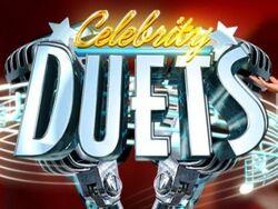 Celebrity duets-show
