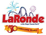 LaRonde50thAnniversaryLogo