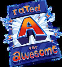RaredAforAwesomelogo