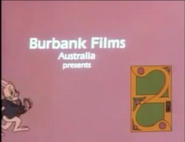 Burbank Films Australia Presents Alice In Wonderland 1988 Logo