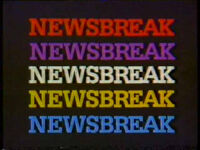 CBS Newsbreak 1985