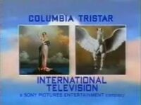 Columbia TriStar International TV 2001