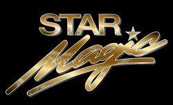 Star Magic gold logo